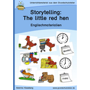Storytelling: The little red hen, Neuauflage erscheint bald