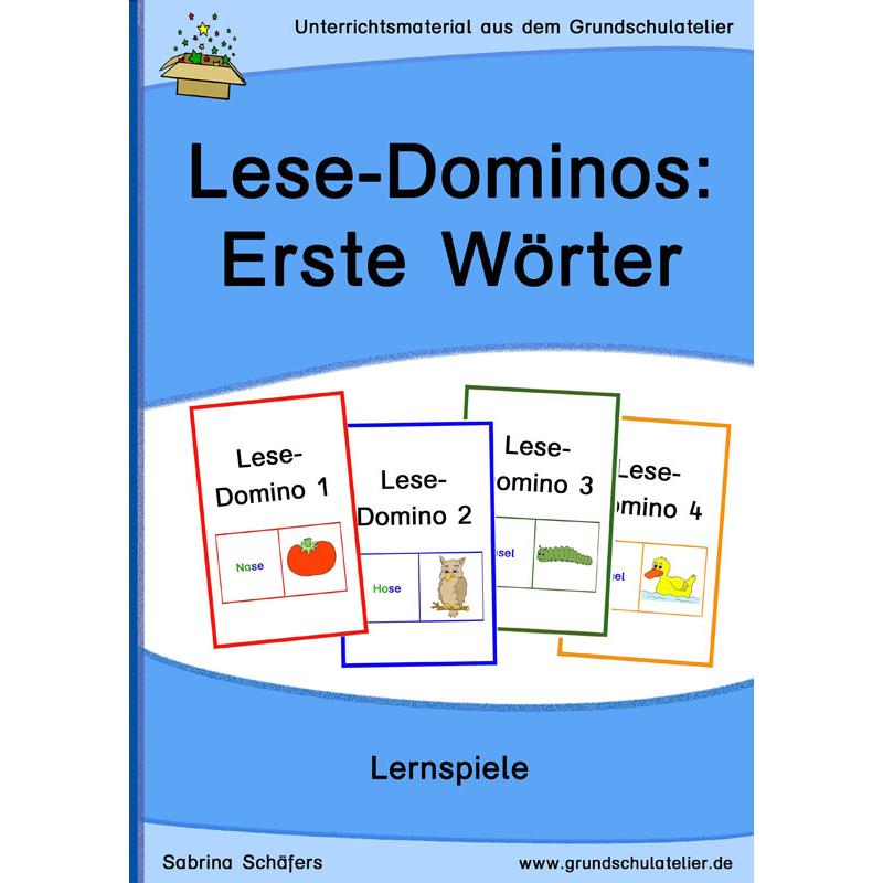 Unterrichtsmaterialien Erstes lesen Grundschule