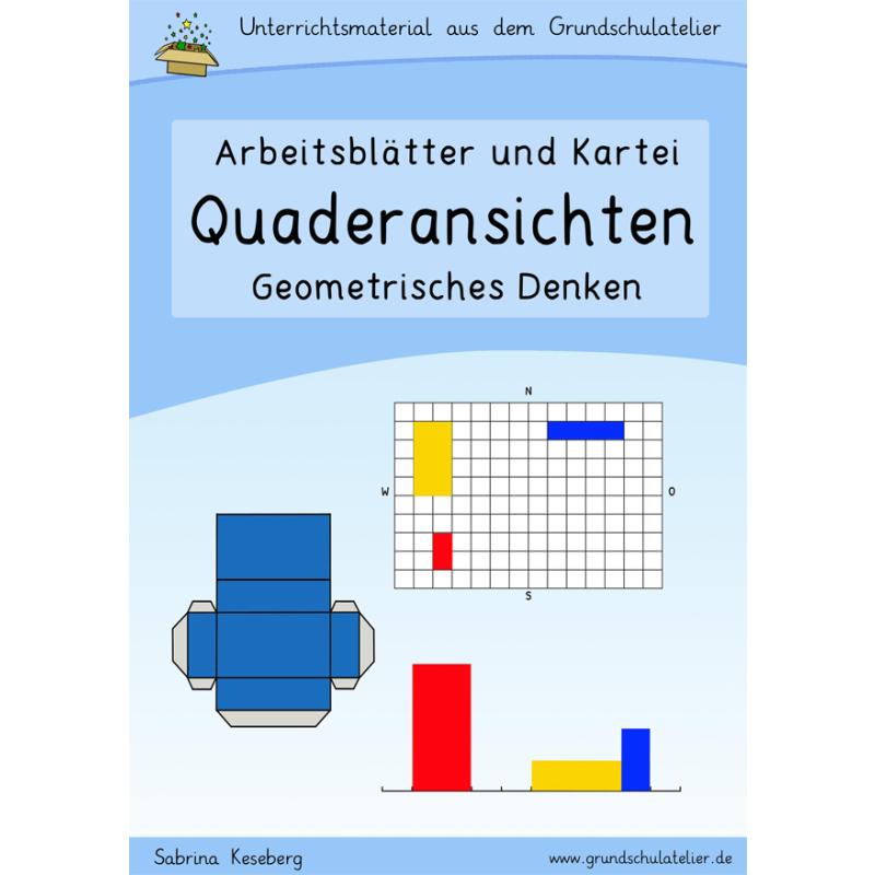 Unterrichtsmaterialien für die Geometrie in der Grundschule