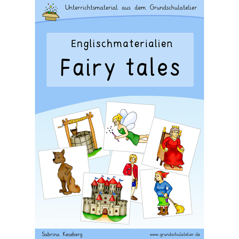 Englischmaterialien: fairy tales (Märchen)