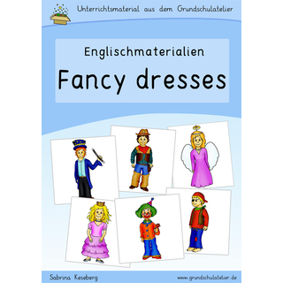 Fancy dresses / costumes (Halloween, carnival)
