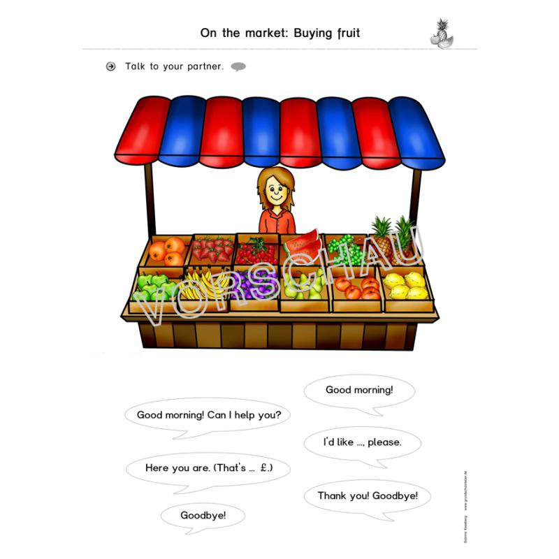 englischmaterialien fruit and vegetables. Black Bedroom Furniture Sets. Home Design Ideas