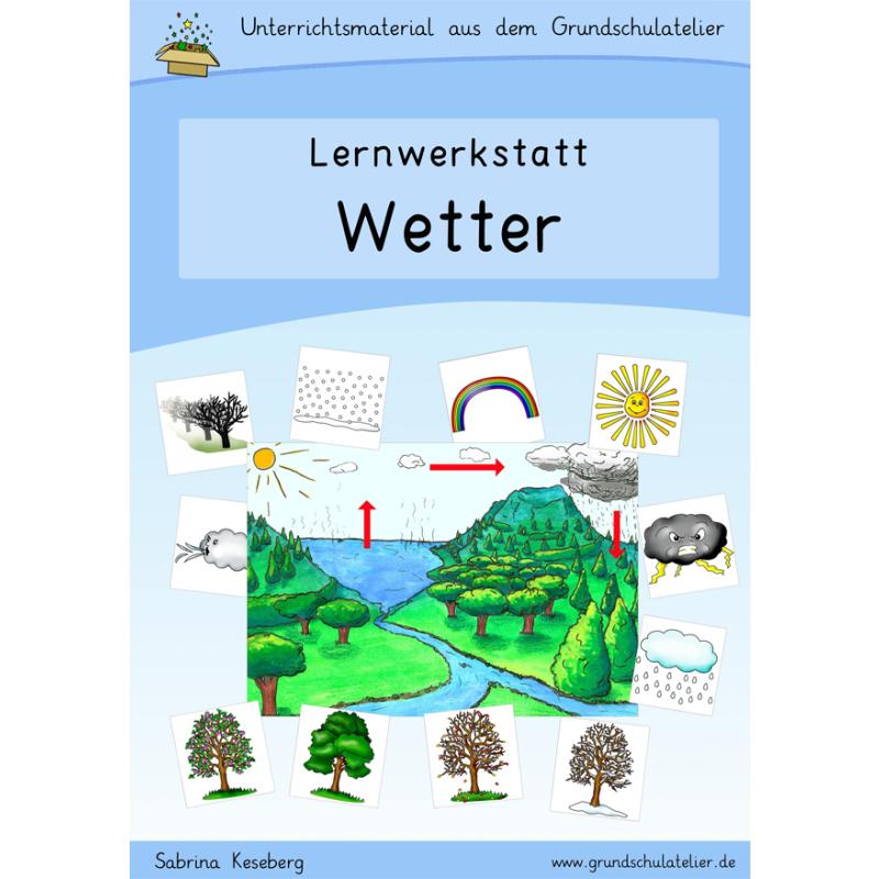 Wetter-Werkstatt für die Grundschule