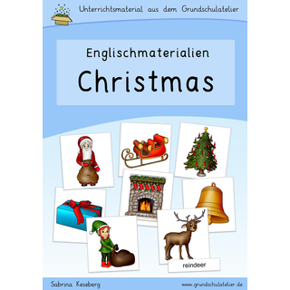 Englischmaterialien: Christmas