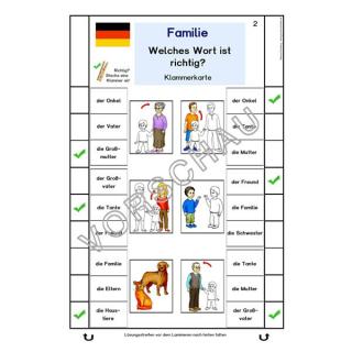 Unterrichtsmaterial für DaF/DaZ zum Thema \
