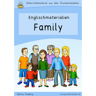Family and friends (Familie, Freunde)