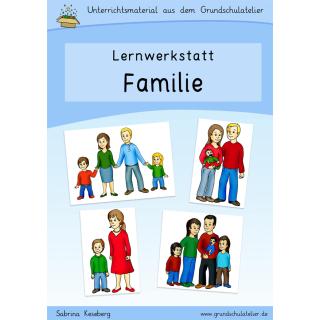 Familien-Werkstatt für die Grundschule