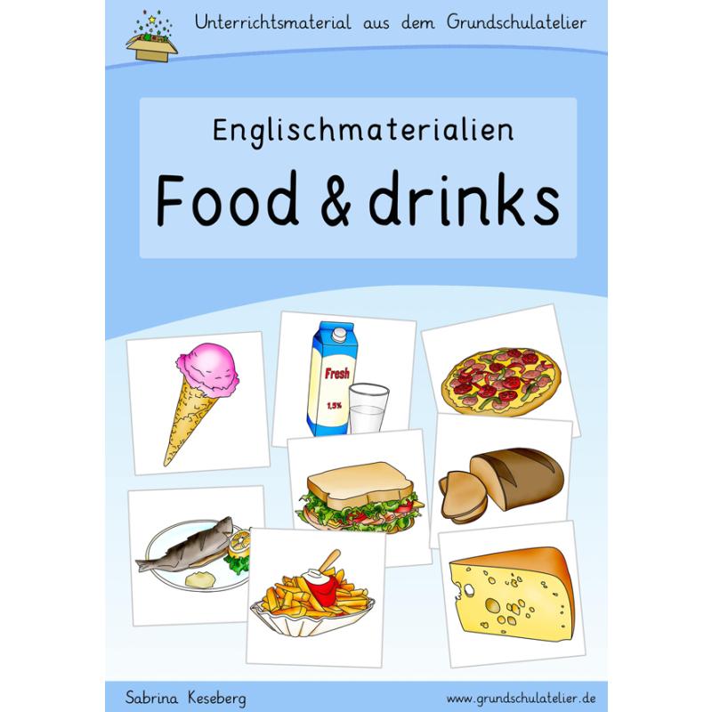 Unterrichtsmaterialien für das Fach Englisch in der Grundschule