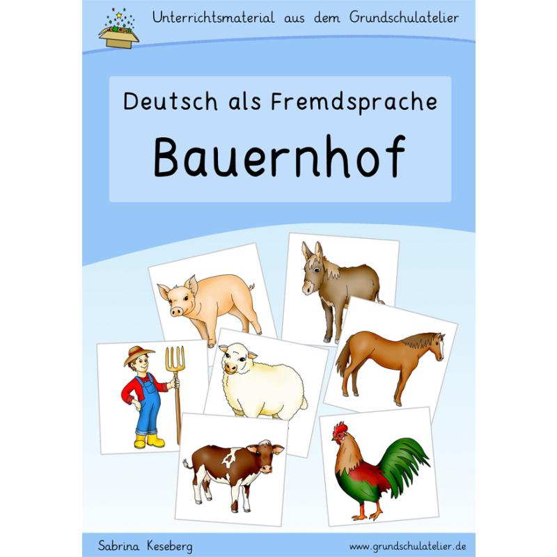 Unterrichtsmaterial DaF / DaZ (Deutsch als Fremdsprache / Zweitsprach