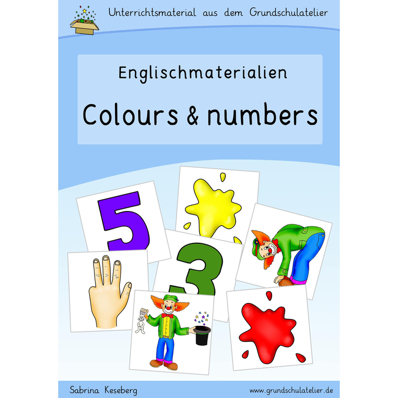 Unique Farben In Englisch Arbeitsblatt Collection - Kindergarten ...