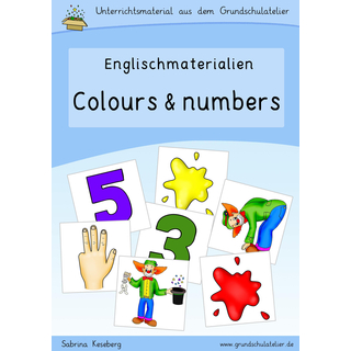 Colours and numbers (Farben, Zahlen)